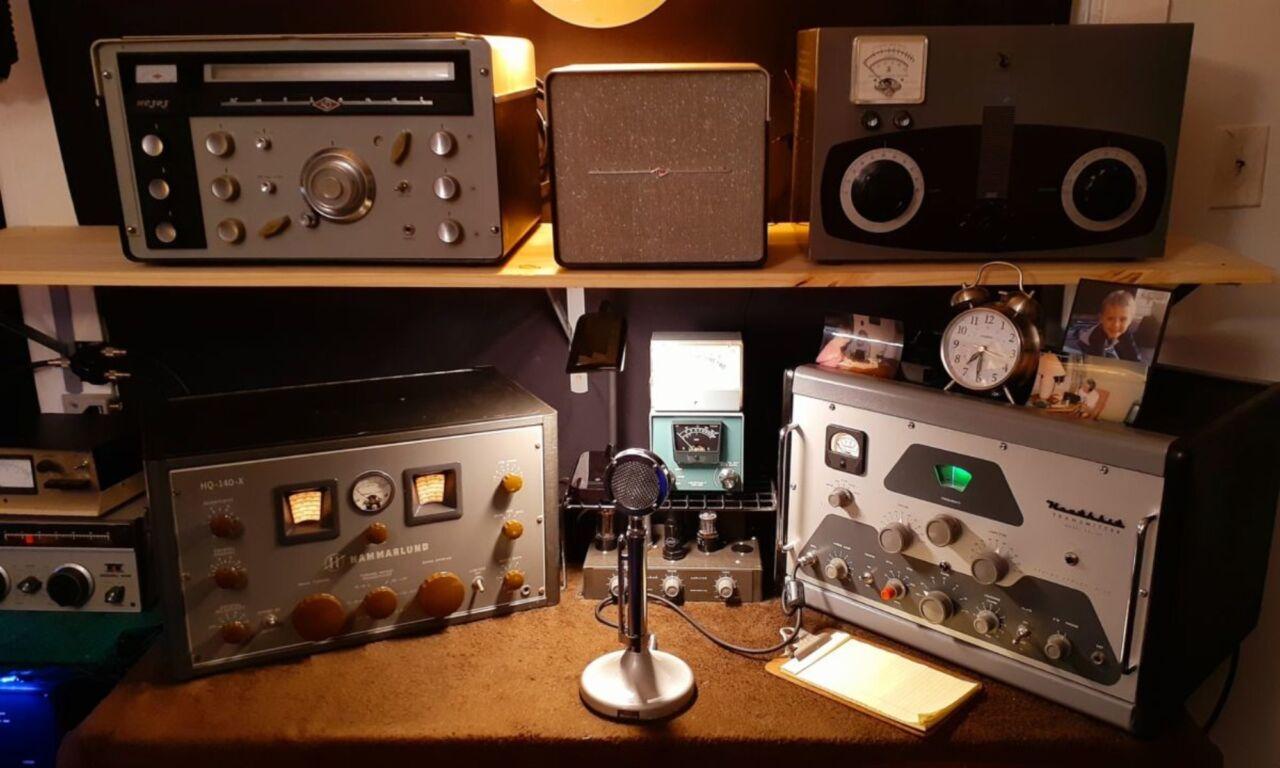 The Radio World Of W3MMR
